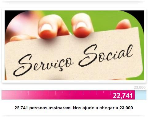 Petição Serviço Social