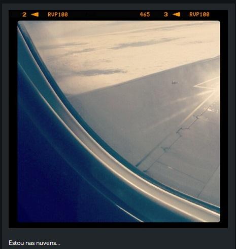 Instagram - nas nuvens