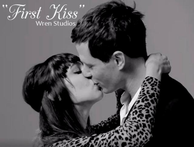 First Kiss - Wren