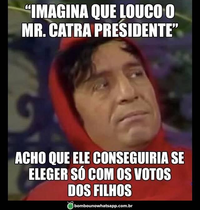 Mr. Catra Presidente