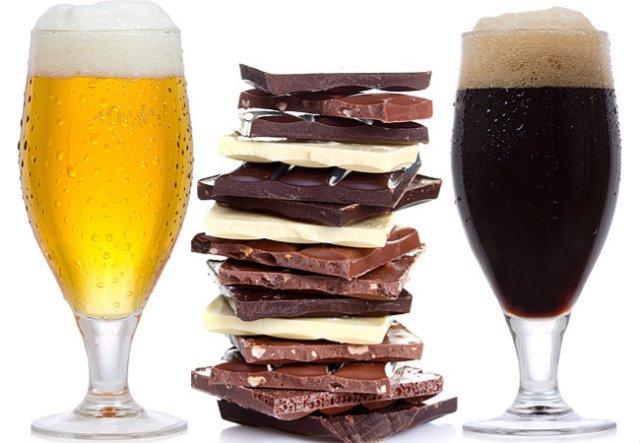 Cerveja de chocolate